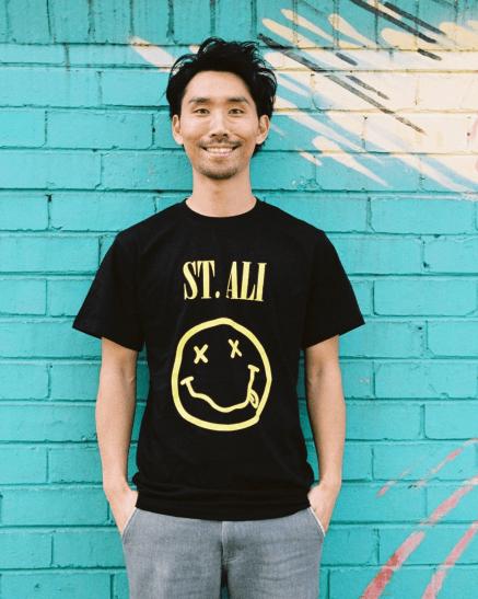 Shinsaku Fukuyama - world latte art champion