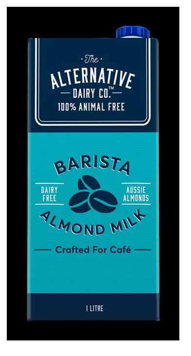 Dairy Free Barista Almond Milk